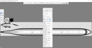 Paint Net Templates Templates For Gimp Sketchbook And Paint Net Modding