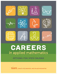 Art Major Careers Thinking Of A Career In Applied Mathematics Siam
