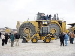 Oxford Mining Company Adds Cat 994f Wheel Loader