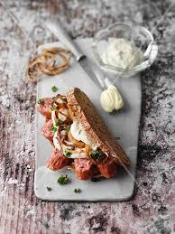 Kottenbutter Black Bread Sandwich License Images Stockfood