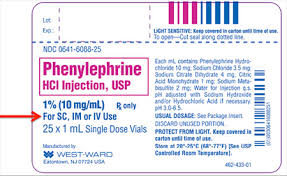 Pulmcrit Do Phenylephrine And Epinephrine Require Central