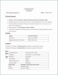 Download Resume Template Beautiful Resume Format 2017 Word Resume