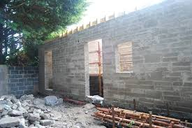 methods of construction and roofing your timber frame extension