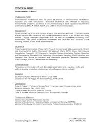 environmental science resume environmental science resume 25