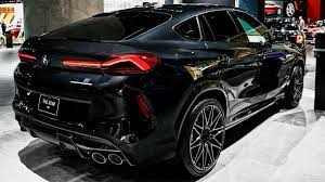 Bmw X6 M 2020 Competition New High Performance X6 Youtube