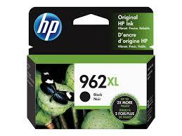Hp 962xl 3ja03an High Yield Black Original Ink Cartridge