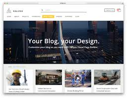 30 Best Personal Blog Wordpress Themes 2017 Colorlib