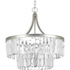 outdoor cool progressive lighting chandelier 7 silver ridge progress pendant lights p5321 134 64 1000 charming