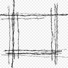wire fence transparent. Barbed Wire Fence - Material Png Transparent S