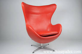 egg chair for sale. Red Leather Egg Chair Sale . For