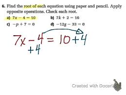 sec 3 2 4 solve multi step equations mpm1d grade 9 math solving with fractions worksheet tes maxresde