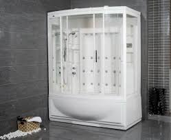 cost to install steam shower