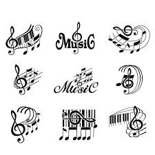 Muscial Staff Music Svg Musical Notes Svg Treble Clef Svg Musical Staff Svg Music Svg Files Music Notes Svg Svg Files For Cricut Svg Silhouette