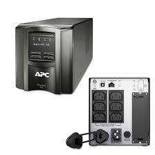 <b>SMT750I</b> - <b>APC Smart</b>-<b>UPS 750VA</b> LCD 230V - Vision Light Tech ...