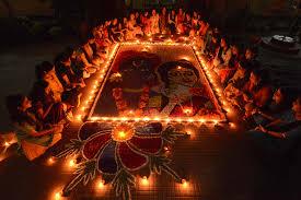 Live Updates Diwali Celebrations In Ayodhya Over 3 Lakh Diyas Lit