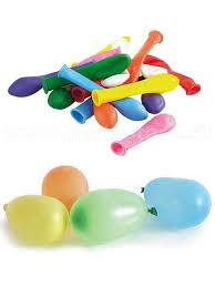 "Balóny "" Vodné bomby "" Ø 7,5 cm, mix farieb, bal. 100 ks"