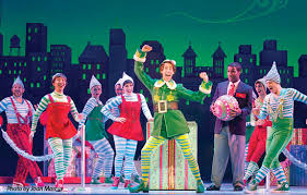 Elf The Musical Tickets 22nd November Grand Rapids