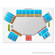 Reno Rodeo Seating Chart Reno Rodeo In Reno Tickets 6 28 2019 7 00 Pm Vivid Seats