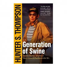 essay collections by hunter s thompson