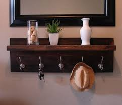 Rustic Coat Rack With Shelf Cool 100 Best Rustic Coat Racks Shelves Images On Pinterest At With 91