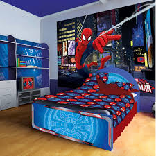 Marvel Wallpaper For Bedroom Spiderman Wallpaper For Bedroom 2017 Alfajellycom New House