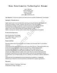 Radiologic Technologist Resumes Resumes Cover Letter Blank ...