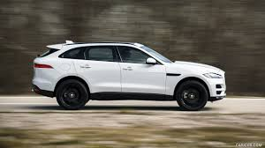 (5 reviews) feels light for an suv brakes feel light and really. 2017 Jaguar F Pace 3 0d Awd Diesel Color Glacier White Side Caricos