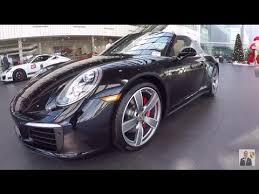 2018 porsche targa 4s.  2018 2017 jet black porsche 911 targa 4s 420 hp  west broward  youtube inside 2018 porsche targa 4s
