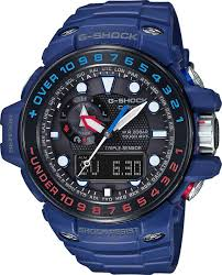 <b>Мужские</b> наручные <b>часы Casio GWN</b>-<b>1000H</b>-<b>2A</b> кварцевые