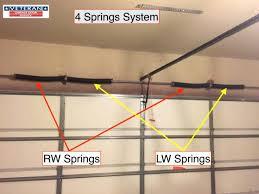 garage door opener spring garage door opener spring sweet garage door opener spring four system fine