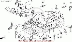 crx si wiring harness diagram wiring diagrams 2017 honda big red wiring diagram car