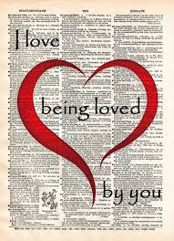 Quotes About Being Loved Cool Love Quote I Love Being Loved By You Quote Words Of Romance