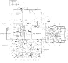 1345x1260 architectural plans insight retreat center