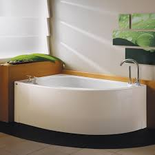 48 inch corner bathtub. white corner tub 48 inch bathtub 4