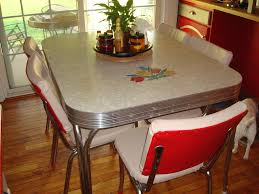 1950s Kitchen Furniture Retro Kitchen Table Retro 50s 60s Vintage Pinterest
