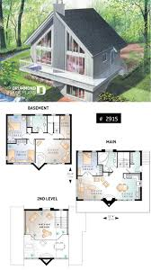 4 Bedroom Chalet Bungalow Design Affordable Chalet Plan With 3 Bedrooms Open Loft Cathedral