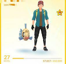 Cuenta de pokemon go Fly Lv27