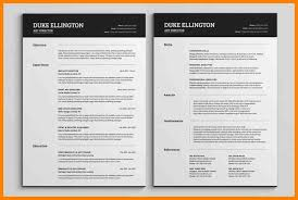 2 Page Resume Amazing 644 244 24 Page Resume Format Letter Adress