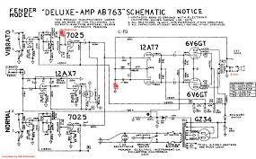 how the ab763 works the ab763 circuit out reverb tremolo is at left center note the vibrato channel does not have the third preamp gain stage but it does have a volume