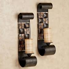 mosaic wall sconce candle holders  candles  pinterest  mosaic