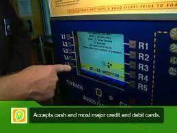 Tap Vending Machines Unique Metrolink Ticket Vending Machines TVMs YouTube