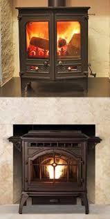 wood stove vs pellet stove