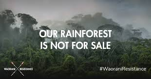 Our Rainforest Is <b>Not For Sale</b>