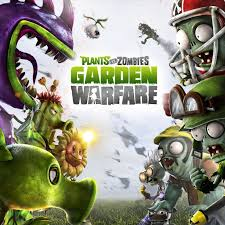 plants vs zombies garden warfare playstation 3 front cover