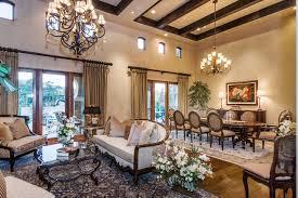 Dining Room And Living Room Impressive Design
