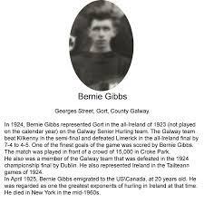Bernie Gibbs   Bernie Gibbs, of Georges Street Gort, County …   Flickr