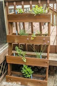 window box herb garden diy plans