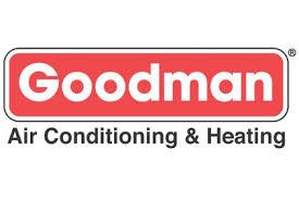 goodman logo. goodman plant mfg logo _