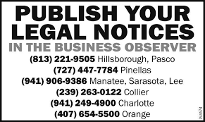Public Notices PAGE 21 SEPTEMBER 27, OCTOBER 03, PDF Free Download