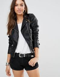 new look leather biker jacket black women jackets new look flat black shoes largest fashion